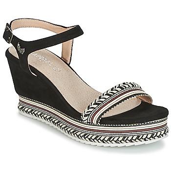 Sapatos Mulher Sandálias Kaporal SLYDE Preto