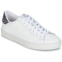 Sapatos Mulher Sapatilhas Victoria DEPORTIVO PIEL Branco