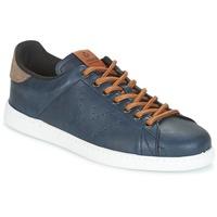 Sapatos Homem Sapatilhas Victoria DEPORTIVO PU CONTRASTE Azul