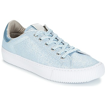 Sapatos Mulher Sapatilhas Victoria DEPORTIVO LUREX Azul