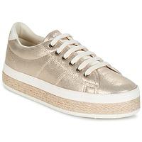 Sapatos Mulher Sapatilhas No Name MALIBU GLOW Ouro