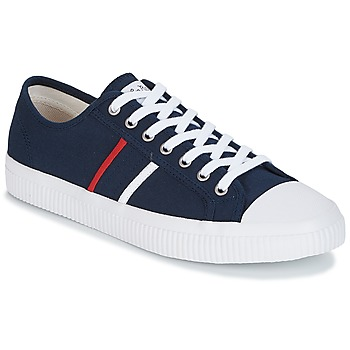 Sapatos Homem Sapatilhas Jim Rickey TROPHY Marinho / Vermelho / Branco