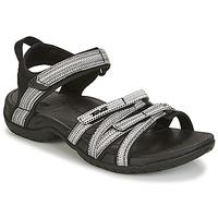 Sapatos Mulher Sandálias Teva TIRRA Preto / Branco