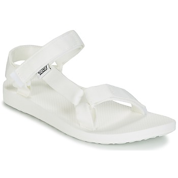 Sapatos Mulher Sandálias Teva ORIGINAL UNIVERSAL Branco