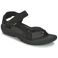 Sapatos Homem Sandálias Teva HURRICANE XLT 2 Preto