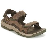Sapatos Homem Sandálias Teva LANGDON SANDAL Castanho