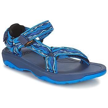 Sapatos Rapaz Sandálias desportivas Teva HURRICANE XLT 2 Azul