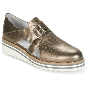 Sapatos Mulher Sapatos Philippe Morvan DISCO Bronze