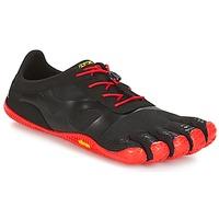 Sapatos Homem Multi-desportos Vibram Fivefingers KSO EVO Preto / Vermelho