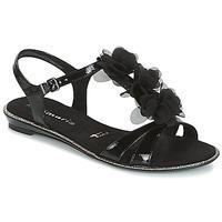 Sapatos Mulher Sandálias Tamaris GACAPI Preto