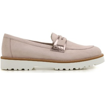 Sapatos Mulher Mocassins Hogan HXW2590W9301SG0PX1 Rosa chiaro