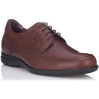 Sapatos Mocassins Fluchos 8498 Castanho