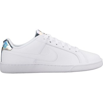 Sapatos Mulher Sapatilhas Nike Women's  Court Royale Shoe BLANCO