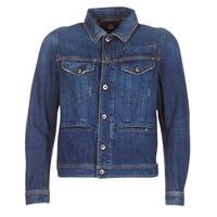 Textil Homem casacos de ganga G-Star Raw D-STAQ 3D DC S JKT Vintage