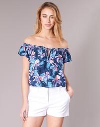 Textil Mulher Tops / Blusas Rip Curl TROPIC TRIBE TOP Azul