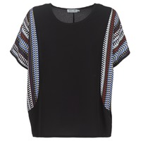 Textil Mulher Tops / Blusas Molly Bracken VEVE Preto