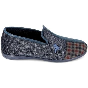 Sapatos Homem Chinelos Boissy Pantoufle JH56257 Marine Azul