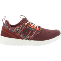 Sapatos Mulher Sapatilhas MTNG 69883 Rojo