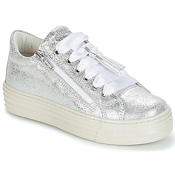 Sapatos Rapariga Sapatilhas Primigi RAPATITE Prata