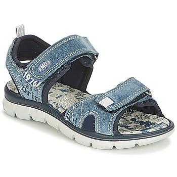 Sapatos Rapaz Sandálias Primigi RAPASTIC Azul