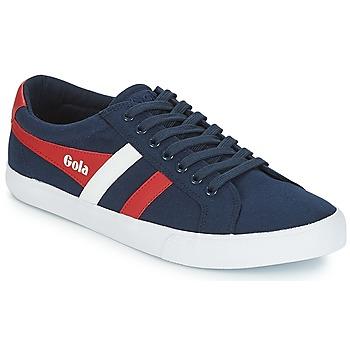Sapatos Homem Sapatilhas Gola VARSITY Marinho / Branco / Vermelho