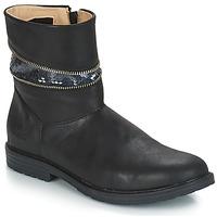 Sapatos Rapariga Botins GBB MAFALDA Preto