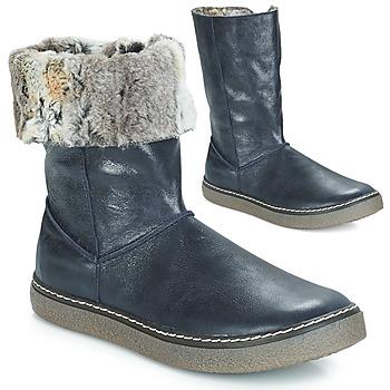 Sapatos Rapariga Botas GBB DUBROVNIK Azul