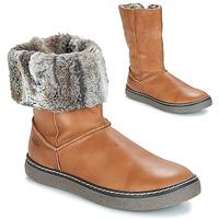 Sapatos Rapariga Botas GBB DUBROVNIK Fauve