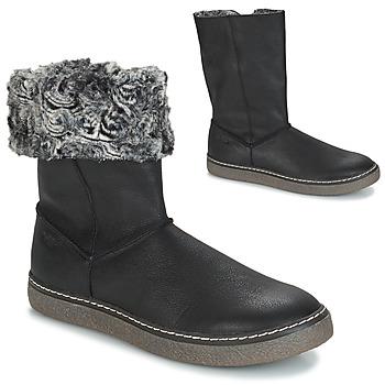 Sapatos Rapariga Botas GBB DUBROVNIK Nub / Preto