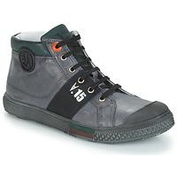 Sapatos Rapaz Botas GBB RUFINO Cinza