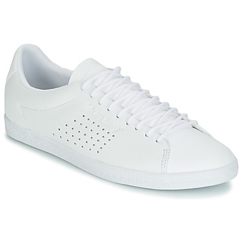 Sapatos Mulher Sapatilhas Le Coq Sportif CHARLINE LEATHER Branco