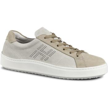 Sapatos Homem Sapatilhas Hogan HXM3020X480HG0241L beige
