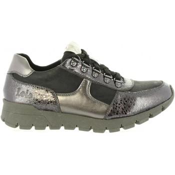 Sapatos Mulher Sapatilhas Lois Jeans 85234 Plateado