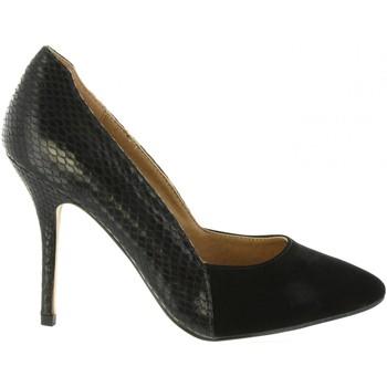 Sapatos Mulher Escarpim Maria Mare 61293 Negro