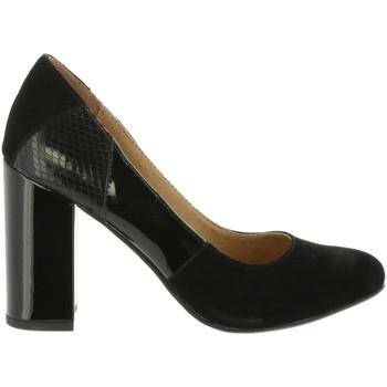 Sapatos Mulher Escarpim Maria Mare 61295 Negro