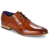 Sapatos Homem Sapatos Bugatti  Conhaque