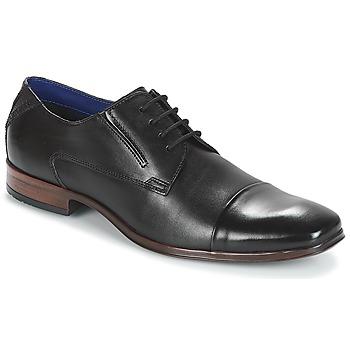 Sapatos Homem Sapatos Bugatti  Preto
