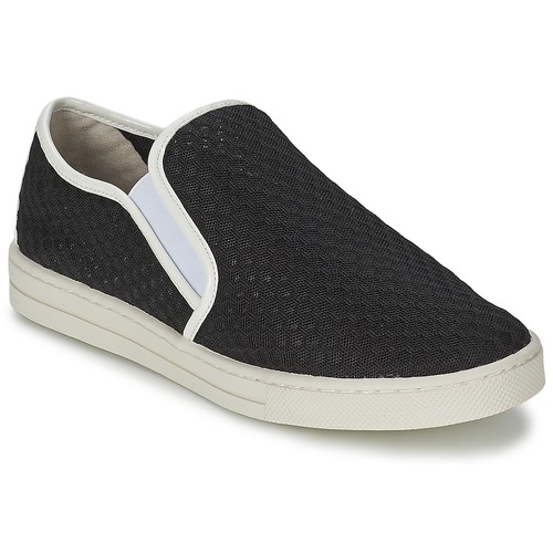 Sapatos Mulher Slip on Mellow Yellow SAJOGING Preto