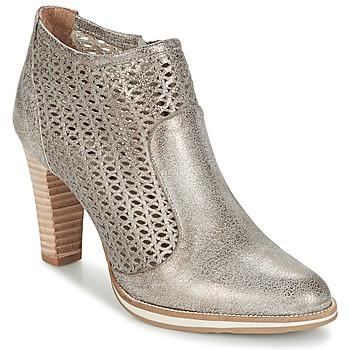 Sapatos Mulher Botins Myma LINOPOS Prata