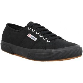 Sapatos Homem Sapatilhas Superga 28737 Preto