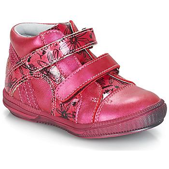 Sapatos Rapariga Botas baixas GBB ROXANE Rosa