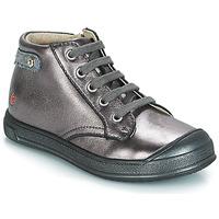 Sapatos Rapariga Botas baixas GBB REGINE Madeira / Rosa
