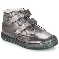 Sapatos Rapariga Botas baixas GBB RACHEL Madeira / Rosa