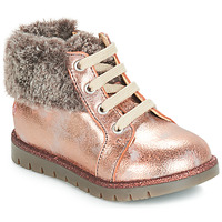 Sapatos Rapariga Sapatilhas de cano-alto GBB RENATA Rosa