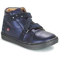 Sapatos Rapariga Botas baixas GBB RAYMONDE Marinho