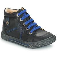 Sapatos Rapaz Botas GBB RAYMOND Preto
