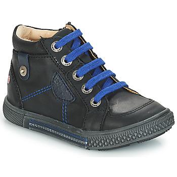 Sapatos Rapaz Sapatilhas de cano-alto GBB RAYMOND Preto