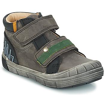 Sapatos Rapaz Sapatilhas de cano-alto GBB REMI Cinza
