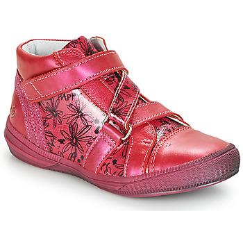 Sapatos Rapariga Sapatilhas de cano-alto GBB RADEGONDE Rosa