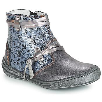 Sapatos Rapariga Botas baixas GBB REVA Azul